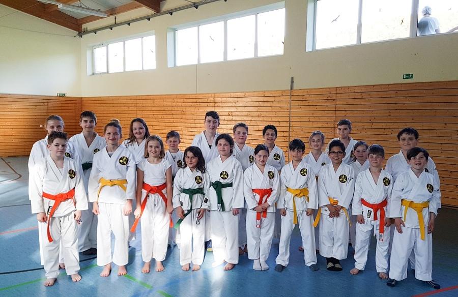 20180420_Karate Töging - Klein